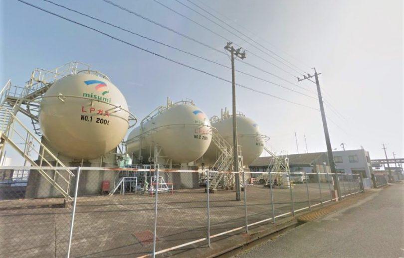 画像:八代協同ガス配送センター のサムネイル